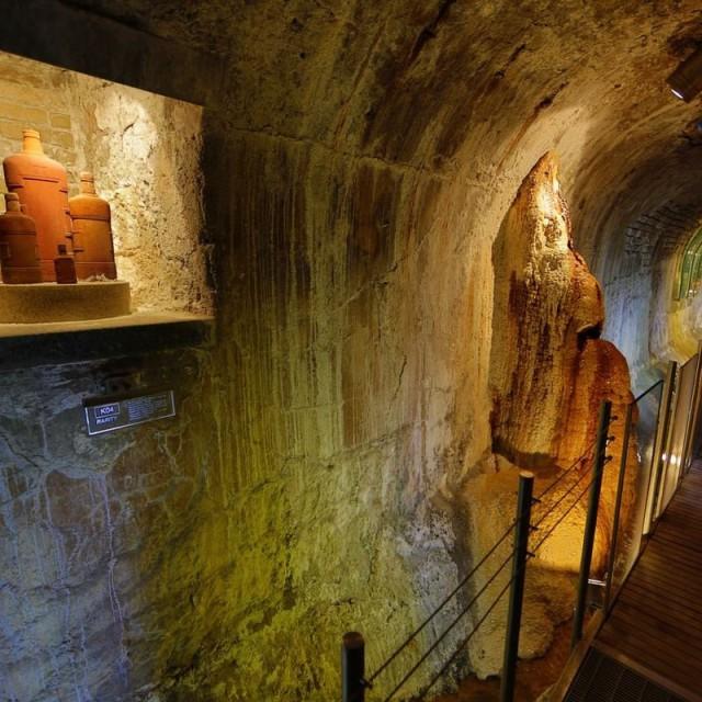Podzemí vřídla